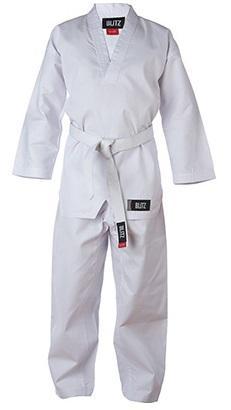 BLITZ Kimono Freestyle en Polyester coton