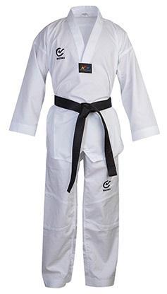 WACOKU Kimono de Taekwondo approuvé par la Fédération internationale de Taekwondo