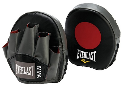 Everlat mma micro focus mitts