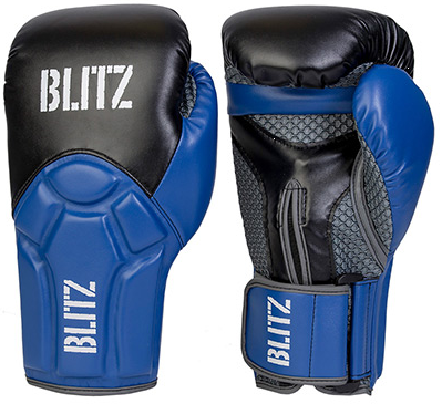 Rampage boxing gloves b