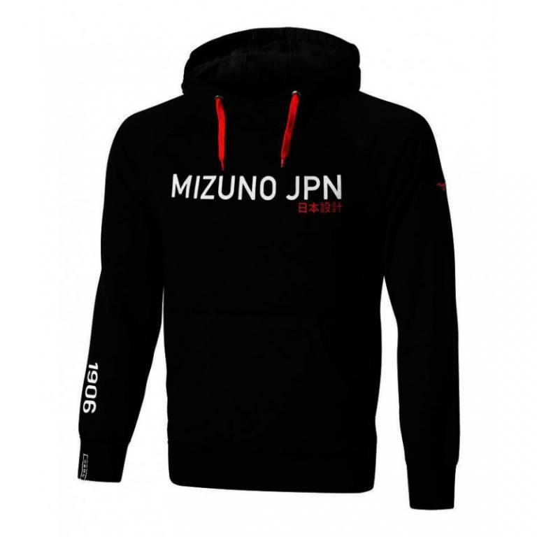 Pull à capuche Mizuno