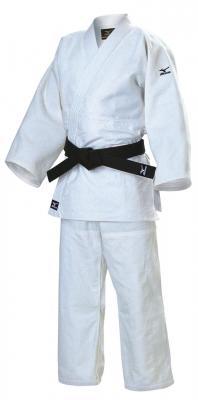 MIZUNO SHIAI GI (Bleu/Blanc)
