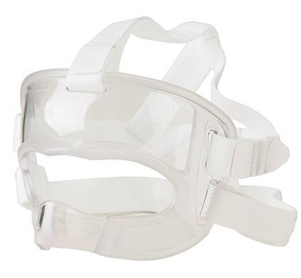 Masque pour visage agréé par la Fédération internationale de karaté (WKF)