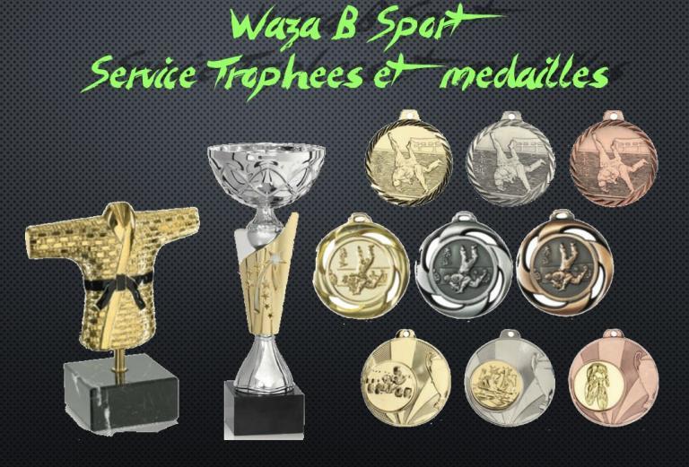 Trophées & Médailles