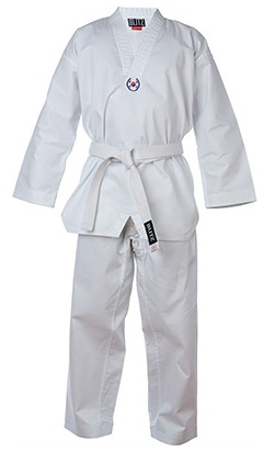 Adult polycotton taekwondo suit