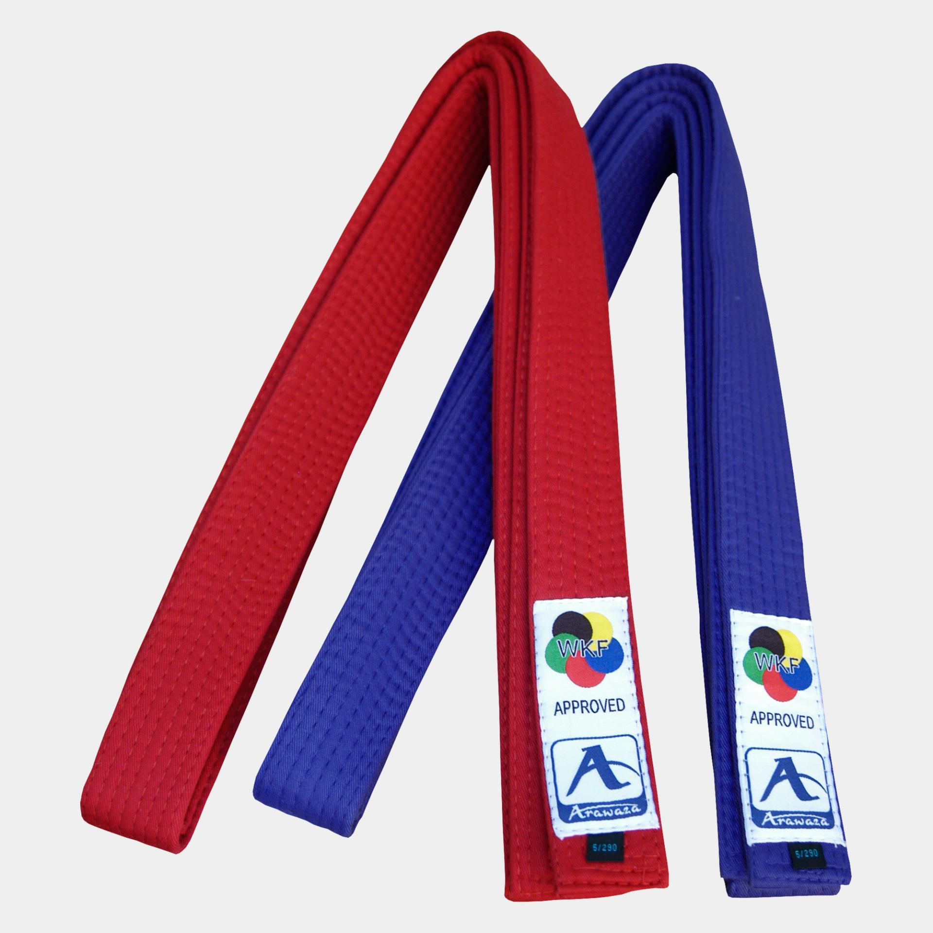 Belt kumite wkf approved arawaza