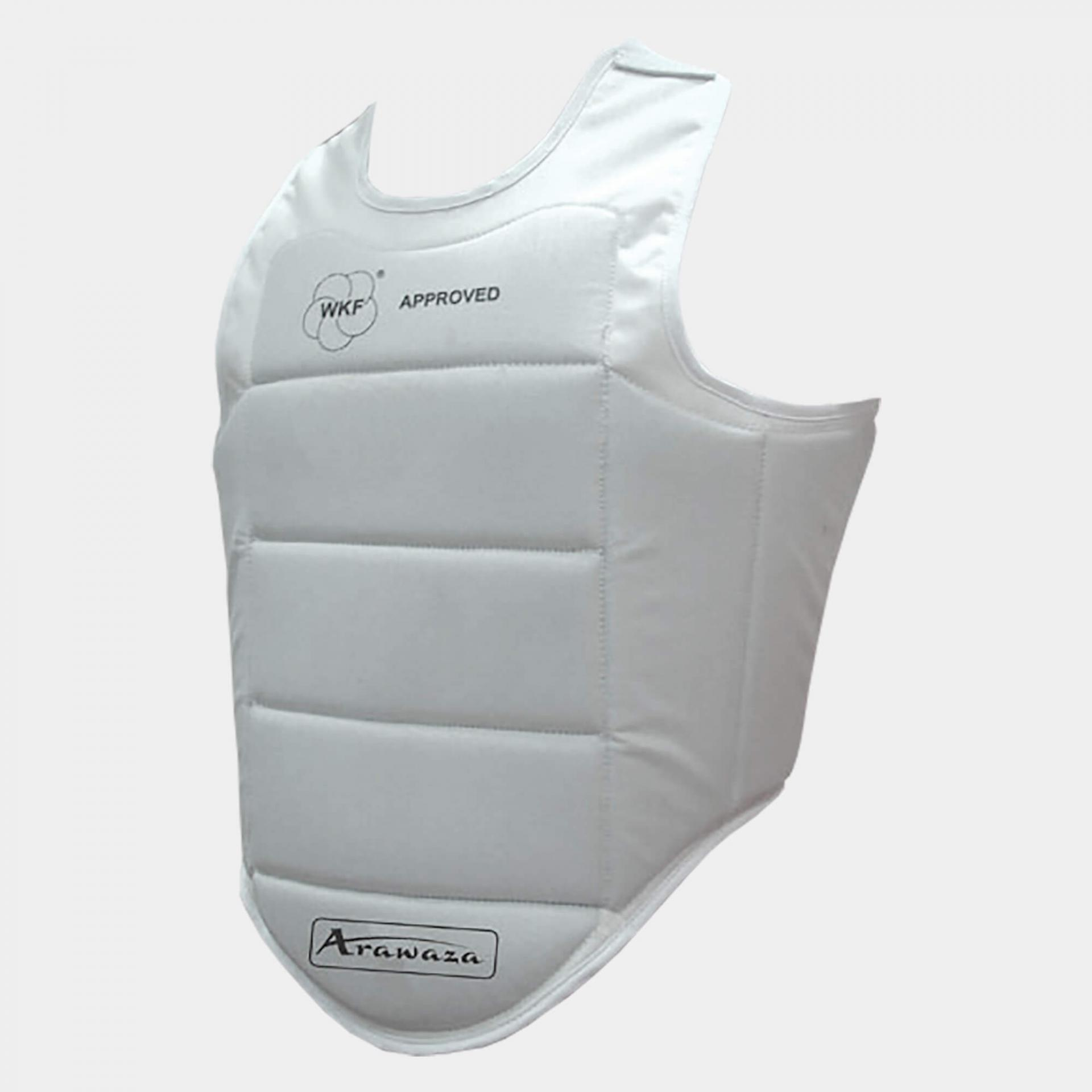 Body protector competition wkf approved arawaza
