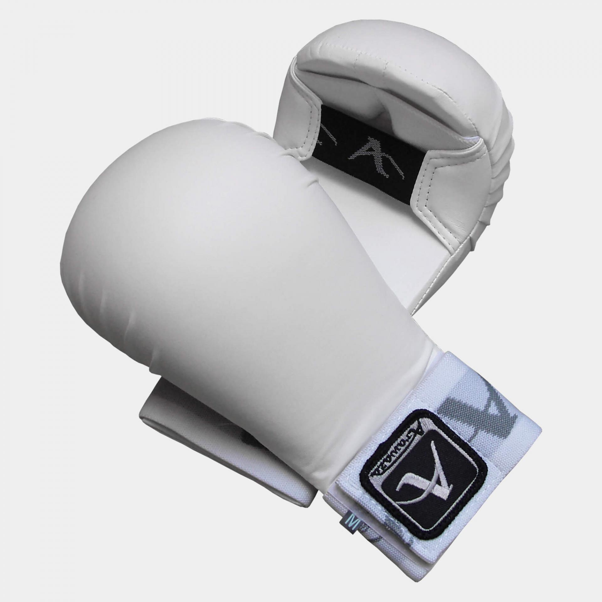 Fist gear pu white arawaza
