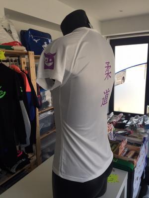 Tshirt technique Waza B (femme)