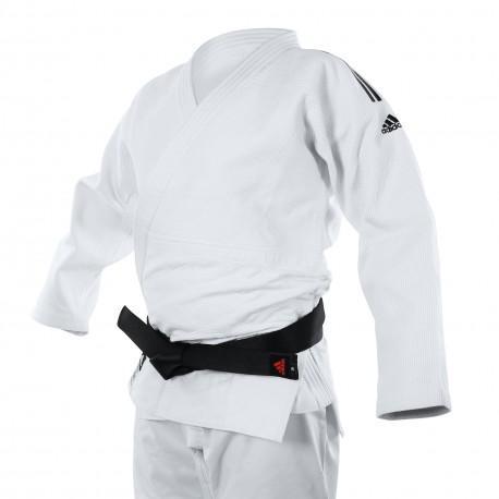Kimono de judo blanc champion ii ijf adidas