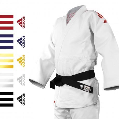 Kimono de judo millenium bandes adidas