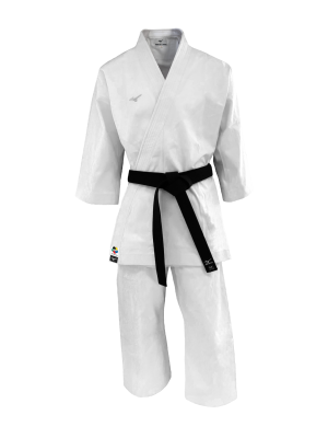 Kimono karate kime