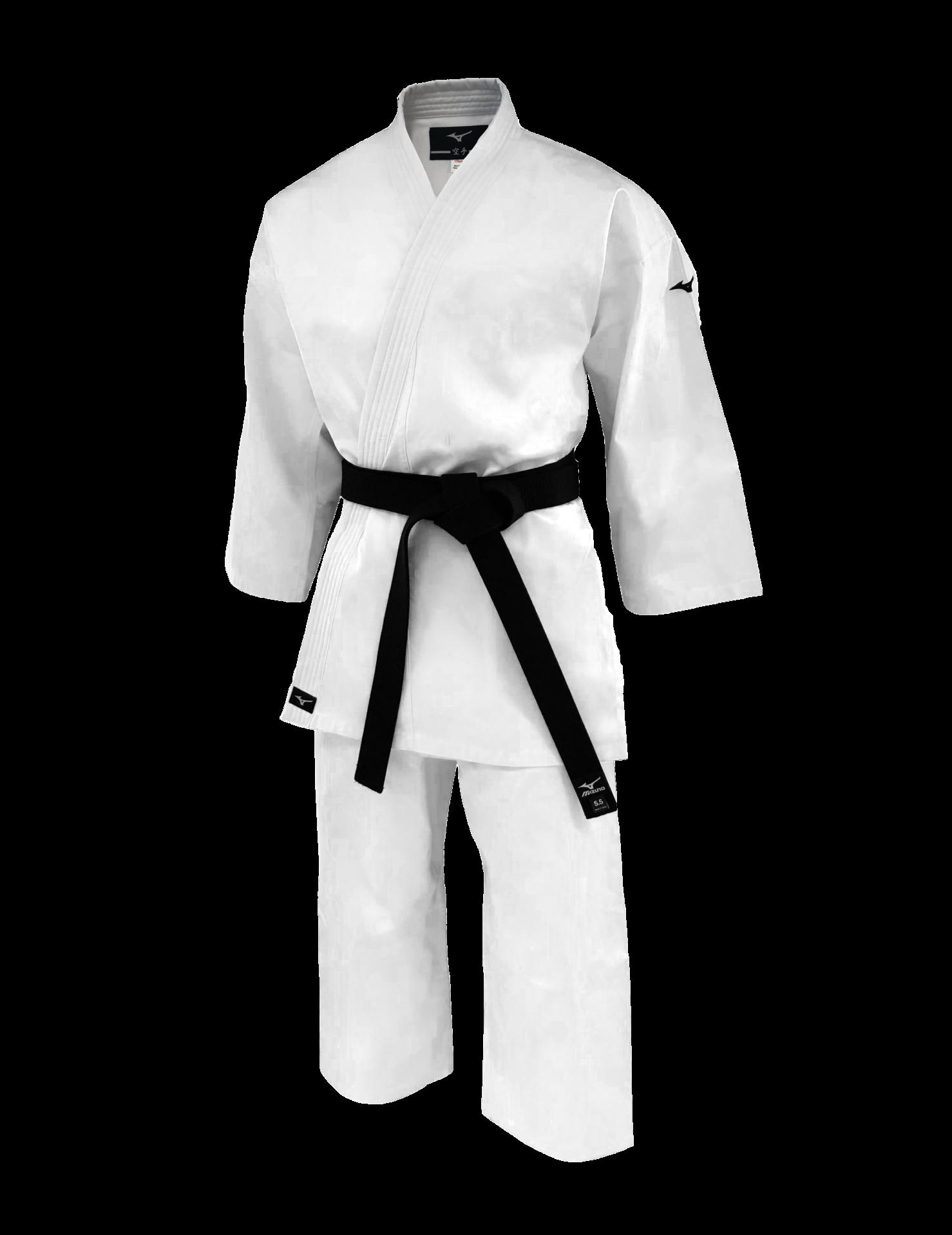 Kimono karate shodan
