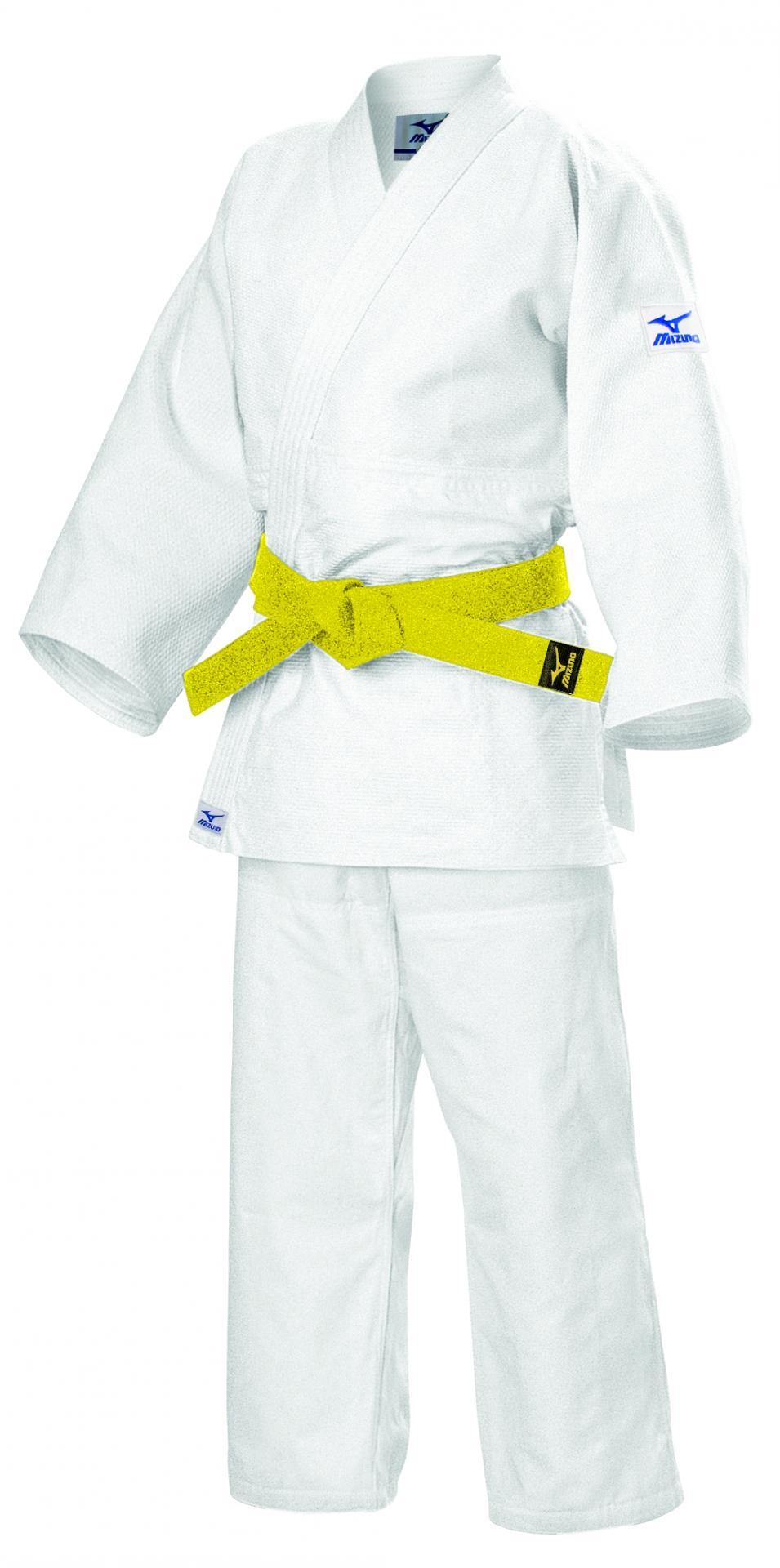 Kodomo ceinture jaune