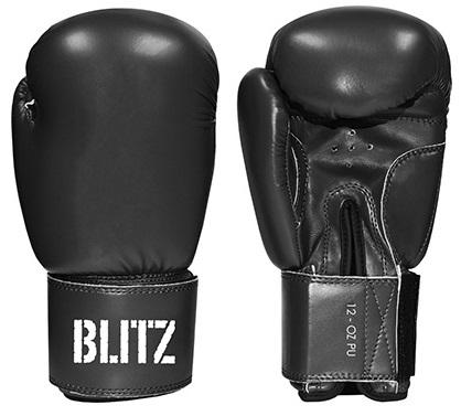 Pu boxing glovezs