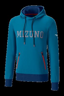 Pull Mizuno Capuche Héritage