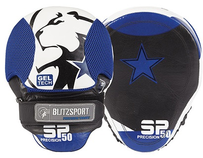 Sp50 gel tech focus pads blue