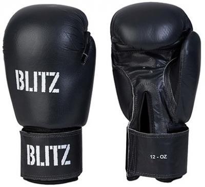 Gants de boxe standard en cuir