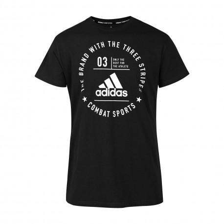 T shirt combat sports adidas 2