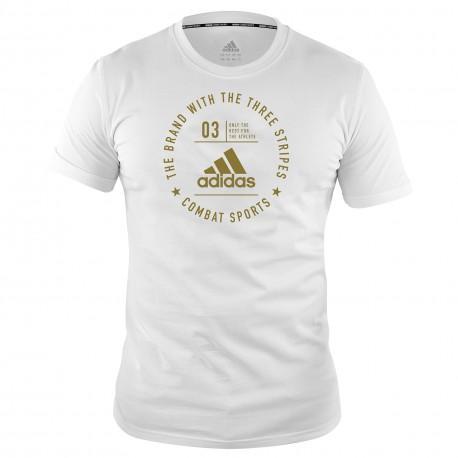 T shirt combat sports adidas