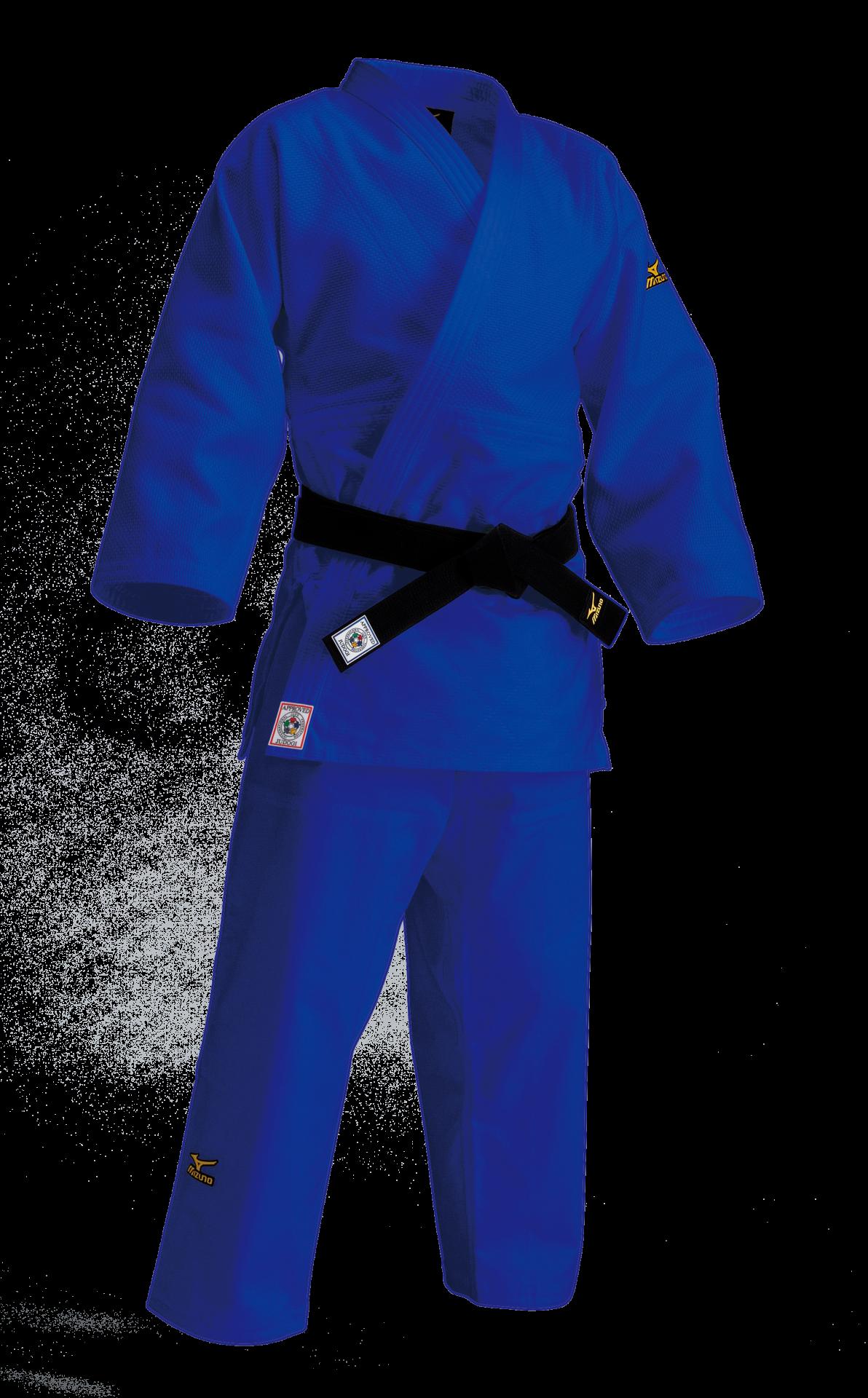 Yusho bleu